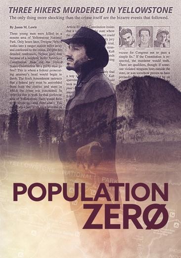 POPULATION ZERO (DVD)