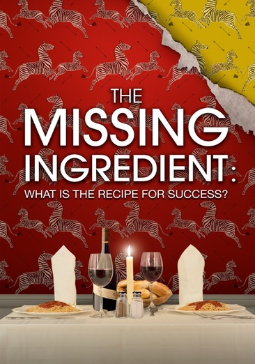 MISSING INGREDIENT (DVD/WS)