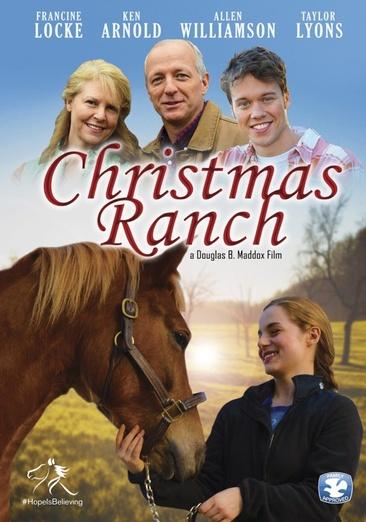 CHRISTMAS RANCH (DVD)