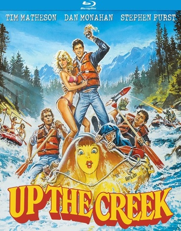 UP THE CREEK (BLU-RAY/1984/WS 1.85)
