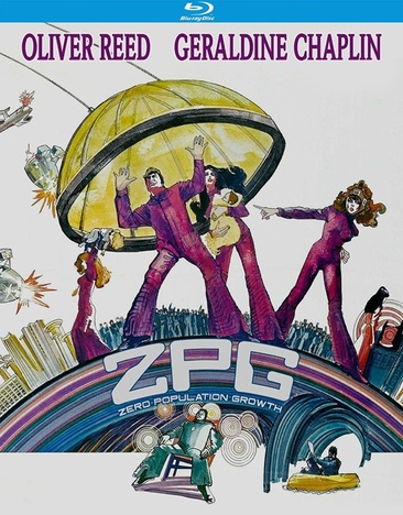 ZPG (ZERO POPULATION GROWTH) (BLU-RAY/1972/WS 1.85)