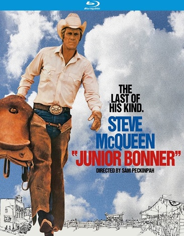 JUNIOR BONNER (BLU-RAY/1972/WS 2.35)