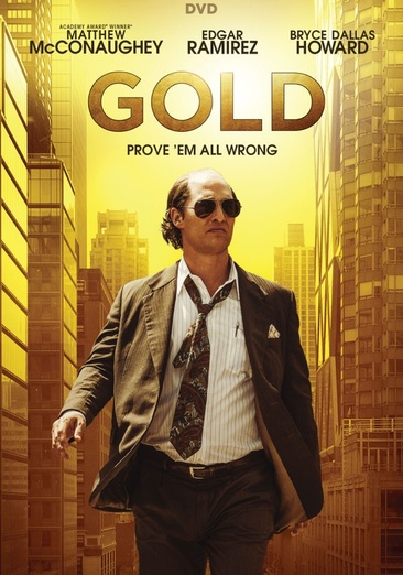GOLD (DVD) (NEW RELEASE)