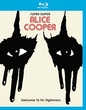 COOPER A-ALICE COOPER-SUPER DUPER ALICE COOPER (BLU-RAY)