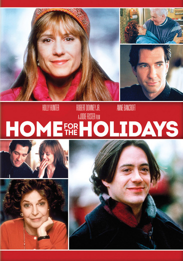 HOME FOR THE HOLIDAYS (DVD/WS/RE-PKGD)