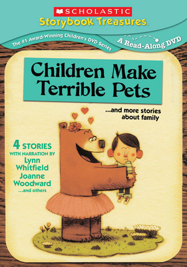 CHILDREN MAKE TERRIBLE PETS & MORE ABOUT FAMILY (DVD)