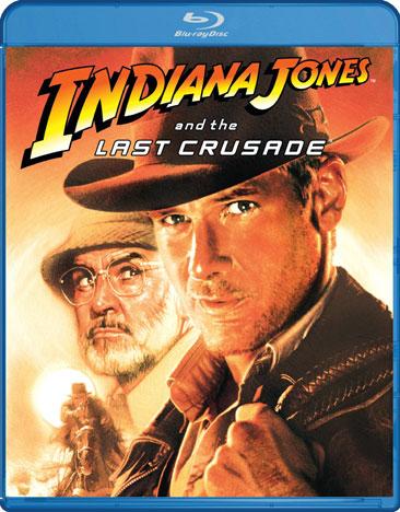 INDIANA JONES & THE LAST CRUSADE (BLU RAY)