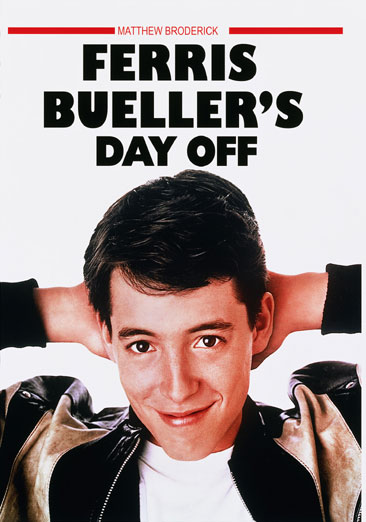 FERRIS BUELLER DAY OFF (DVD)