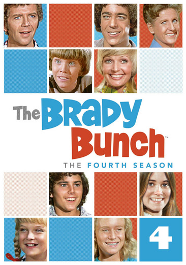 BRADY BUNCH-COMPLETE FOURTH SEASON (DVD) (4DISCS)