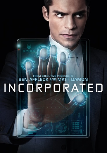 INCORPORATED-SEASON ONE (DVD) (3DISCS)