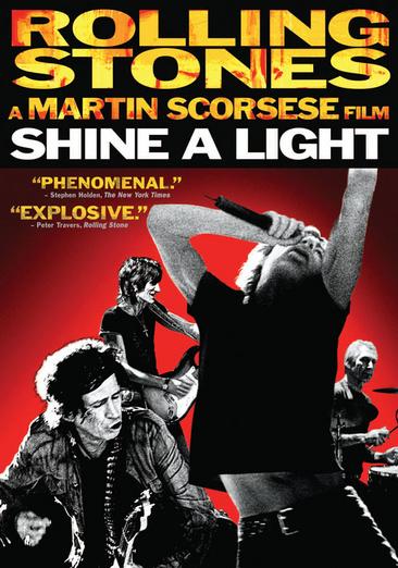 SHINE A LIGHT (DVD) (WS/2.0 DOL/5.1 DOL DIG)