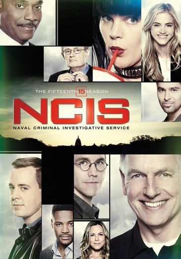 NCIS-15TH SEASON (DVD/6DISC)