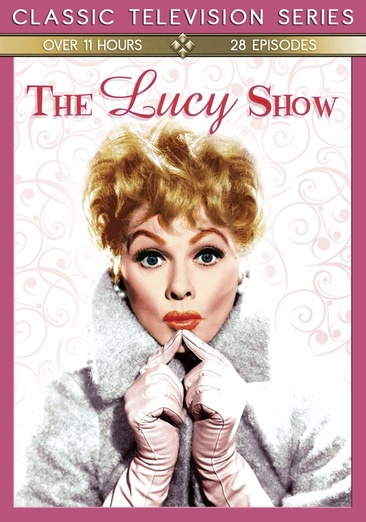 LUCY SHOW (DVD/4 DISCS/28 EPISODES)