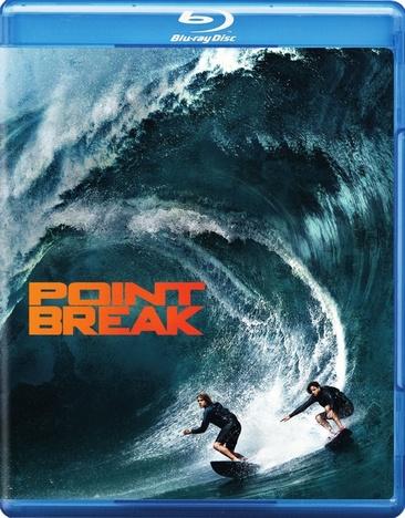 POINT BREAK (2015/BLU-RAY)