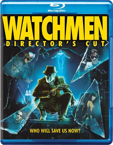 WATCHMEN (BLU-RAY/RE-PKGD)