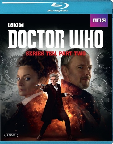 DR WHO-SERIES 10 PART 2 (BLU-RAY/2 DISC)