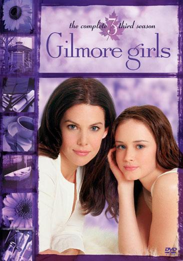 GILMORE GIRLS-COMPLETE 3RD SEASON (DVD/6 DISC/VIVA PKG)