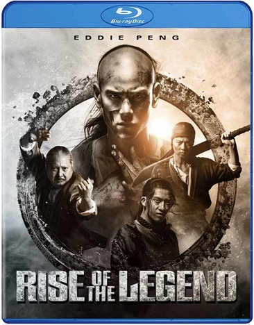 RISE OF THE LEGEND (BLU-RAY/ENG-SUB)