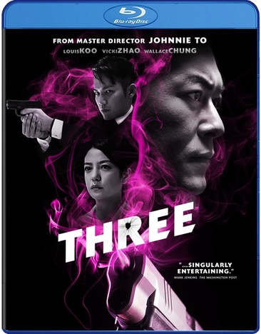 THREE (BLU-RAY/ENG-SUB)
