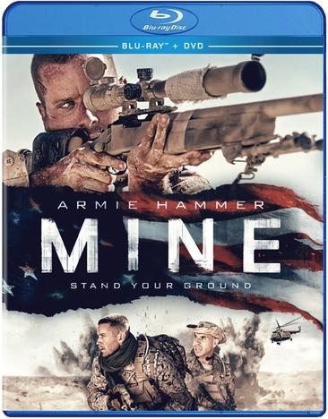 MINE (BLU-RAY/DVD)