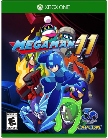 MEGA MAN 11 (NEW RELEASE)