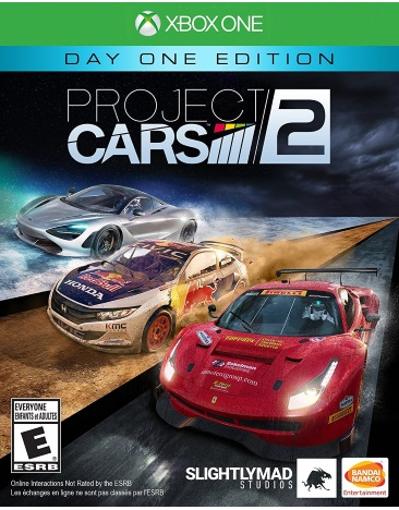 PROJECT CARS 2(DAY1)-NLA