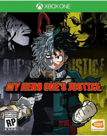 MY HERO ONES JUSTICE (NEW RELEASE)