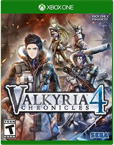 VALKYRIA CHRONICLES 4 LAUNCH EDITION (NEW RELEASE)