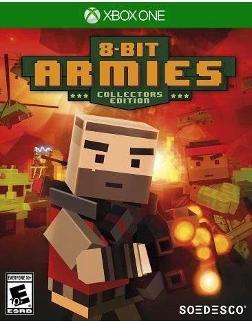 8 BIT ARMIES (NEW RELEASE)