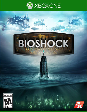 BIOSHOCK: THE COLLECTION GREATEST HITS(2 DISCS)