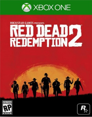 RED DEAD REDEMPTION 2 (2 DISCS) (NEW RELEASE)