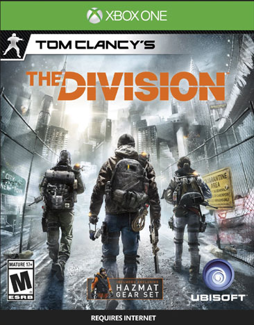 TOM CLANCYS THE DIVISION (REPLEN)