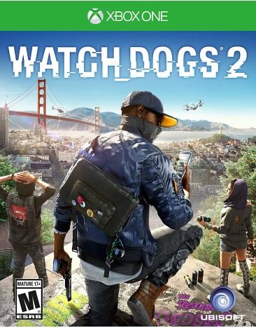 WATCH DOGS 2 (REPLEN)