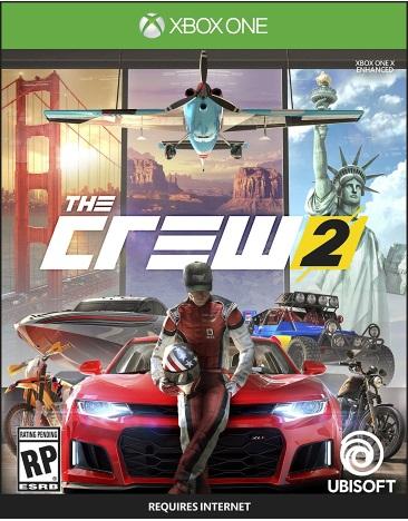 THE CREW 2-NLA