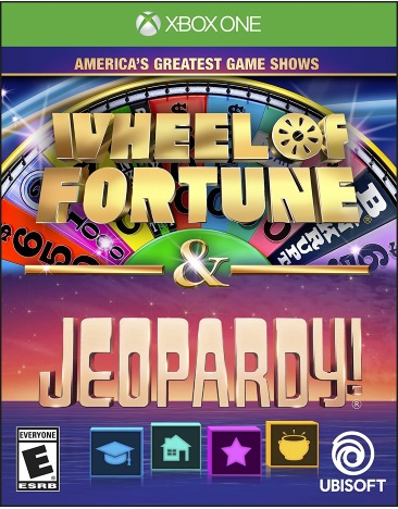 AMERICA'S GREATEST GAME SHOWS: WHEEL OF FORTUNE & JEOPARDY!