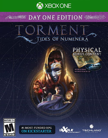 TORMENT: TIDES OF NUMENERA(DAY 1 EDITION)
