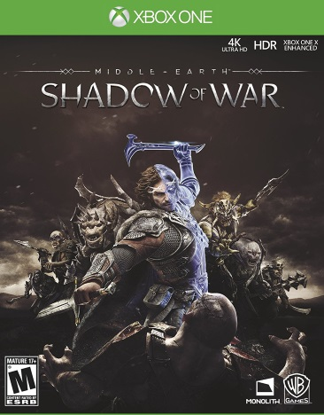 MIDDLE EARTH:SHADOW OF WAR