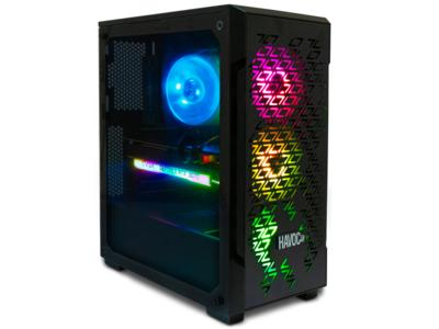 Howard Mayhem Gaming desktop