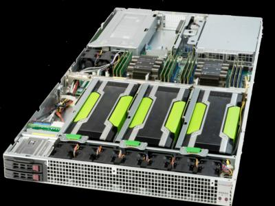 Howard SG1204 Server