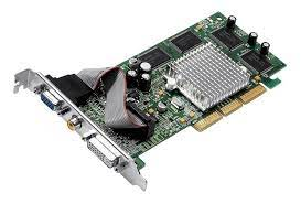 Graphics Card, Geforce NX8400GS, 256Mb DDR2, DVI-I out, VGA out, S-Video out, PCI express