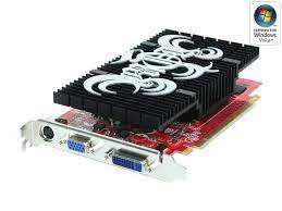 Graphics Card, Nvidia Geforce NX8500GT, 512Mb DDR2, PCI Express, DVI-I out, VGA out and S-Video out
