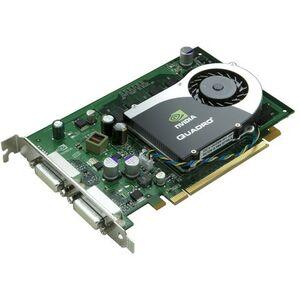 Graphics Card, PNY Quadro FX570, 256MB DDR2, PCI Express x16, Dual DVI-I, includes DVI to VGA adapters