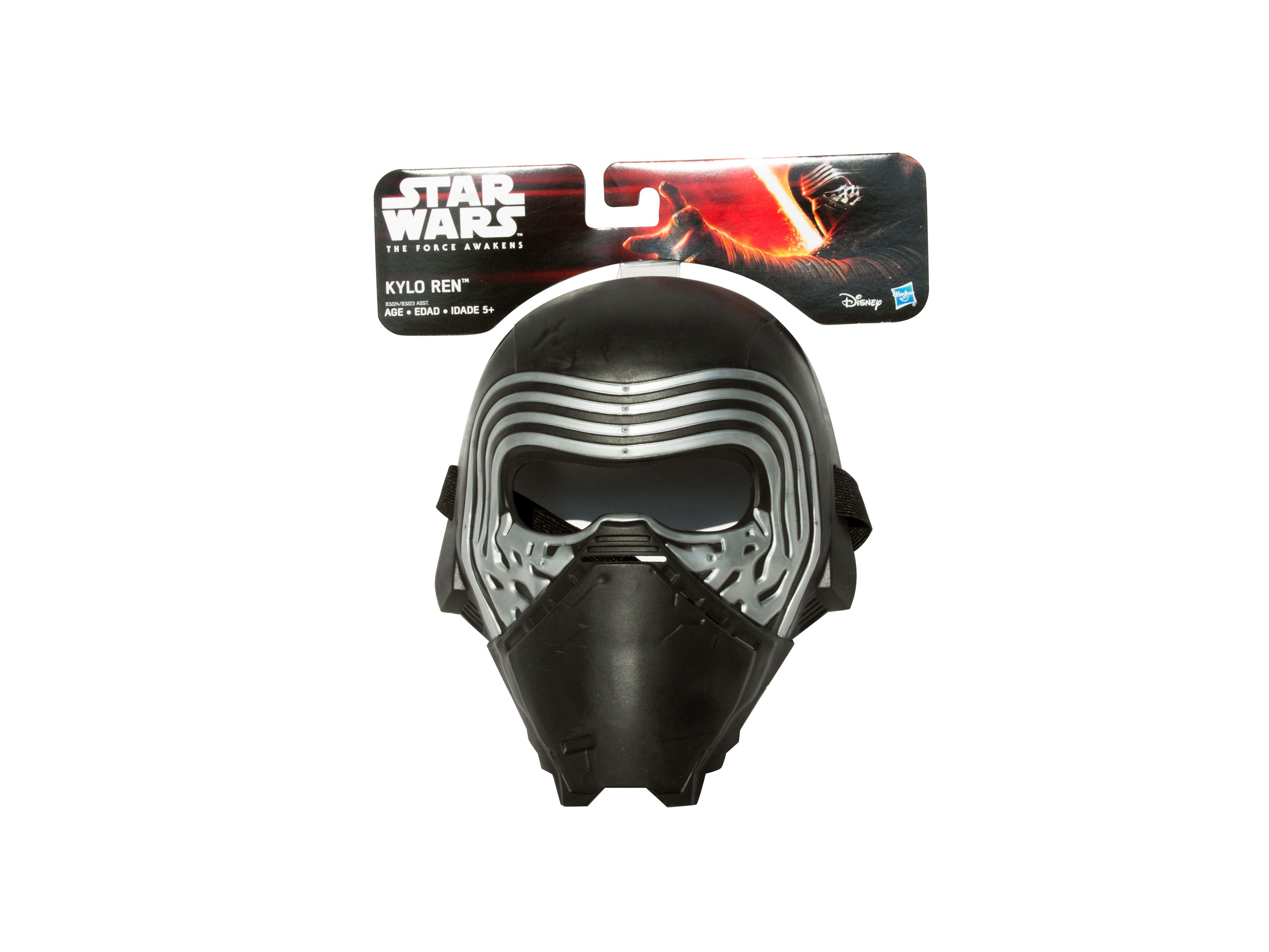 Star Wars The Force Awakens Mask-Black image