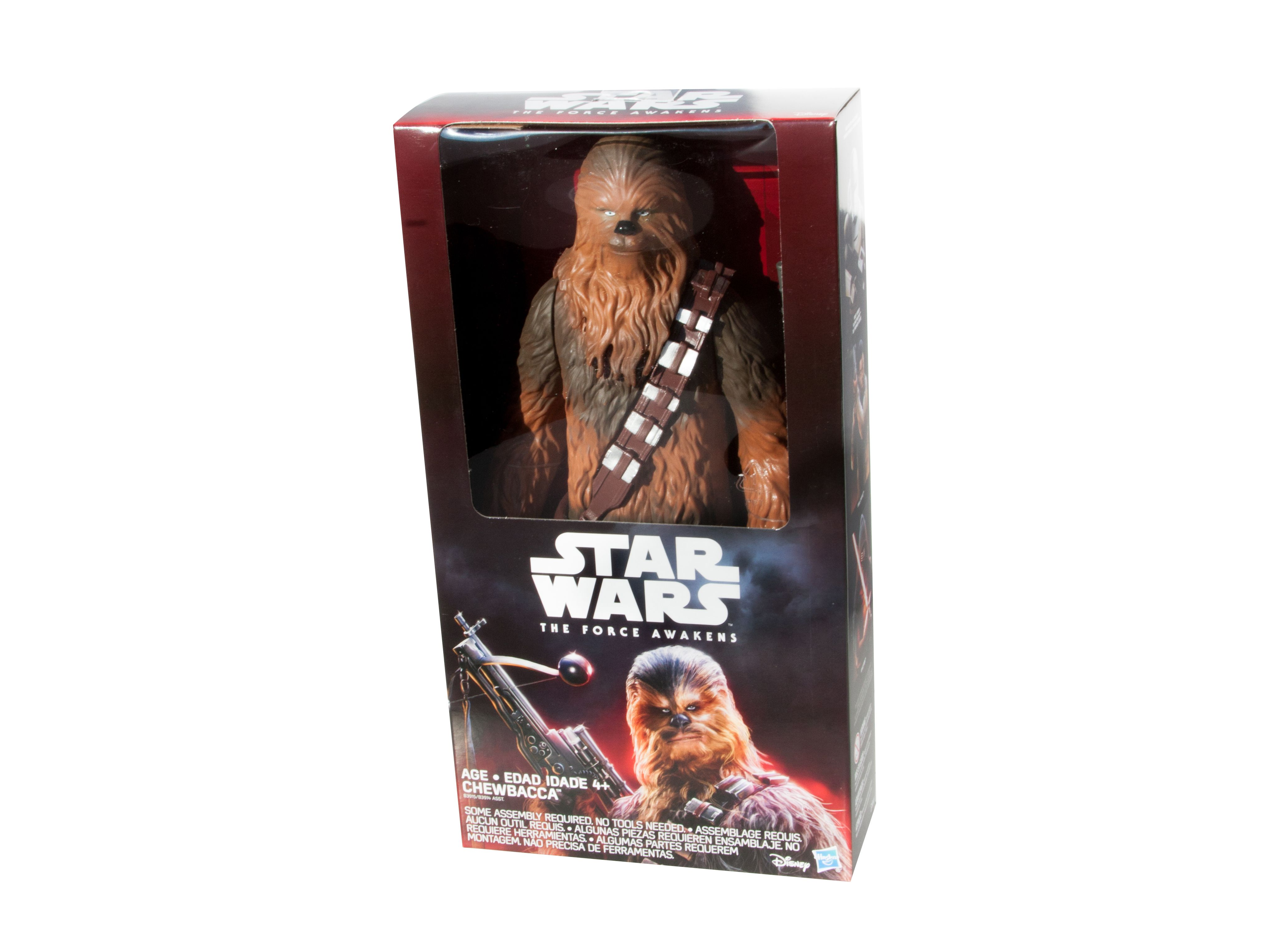 Star Wars Delux Figure Chewbacca  image