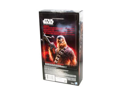 Star Wars Delux Figure Chewbacca  - Image 2: image 2