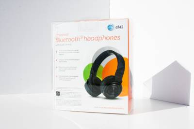 AT&T PBH20 Bluetooth Stereo Headphones - Image 4: image 2