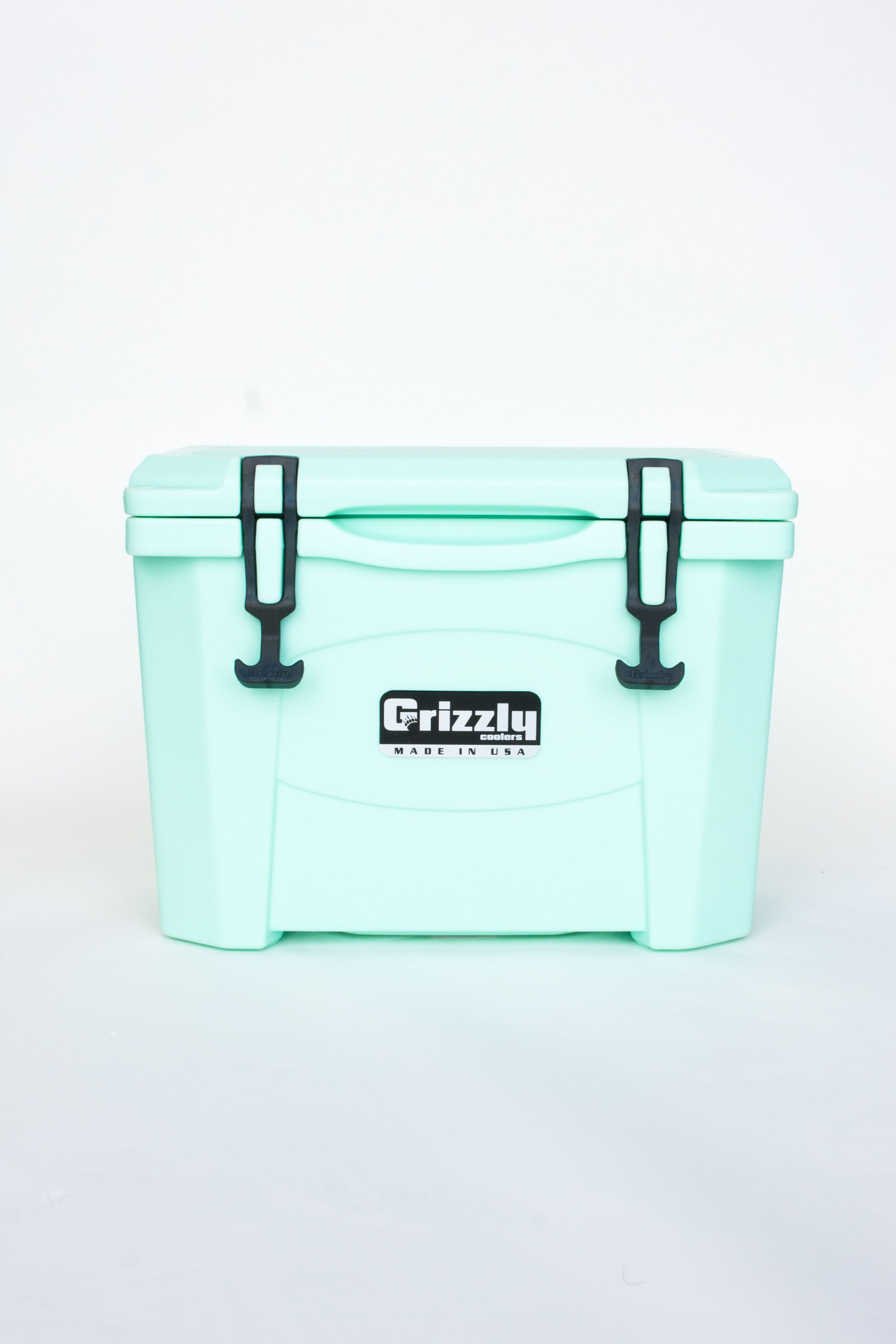 Grizzly 15 Quart Cooler – Seafoam