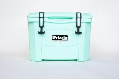Grizzly 15 Quart Cooler – Seafoam - Image 3: image 3
