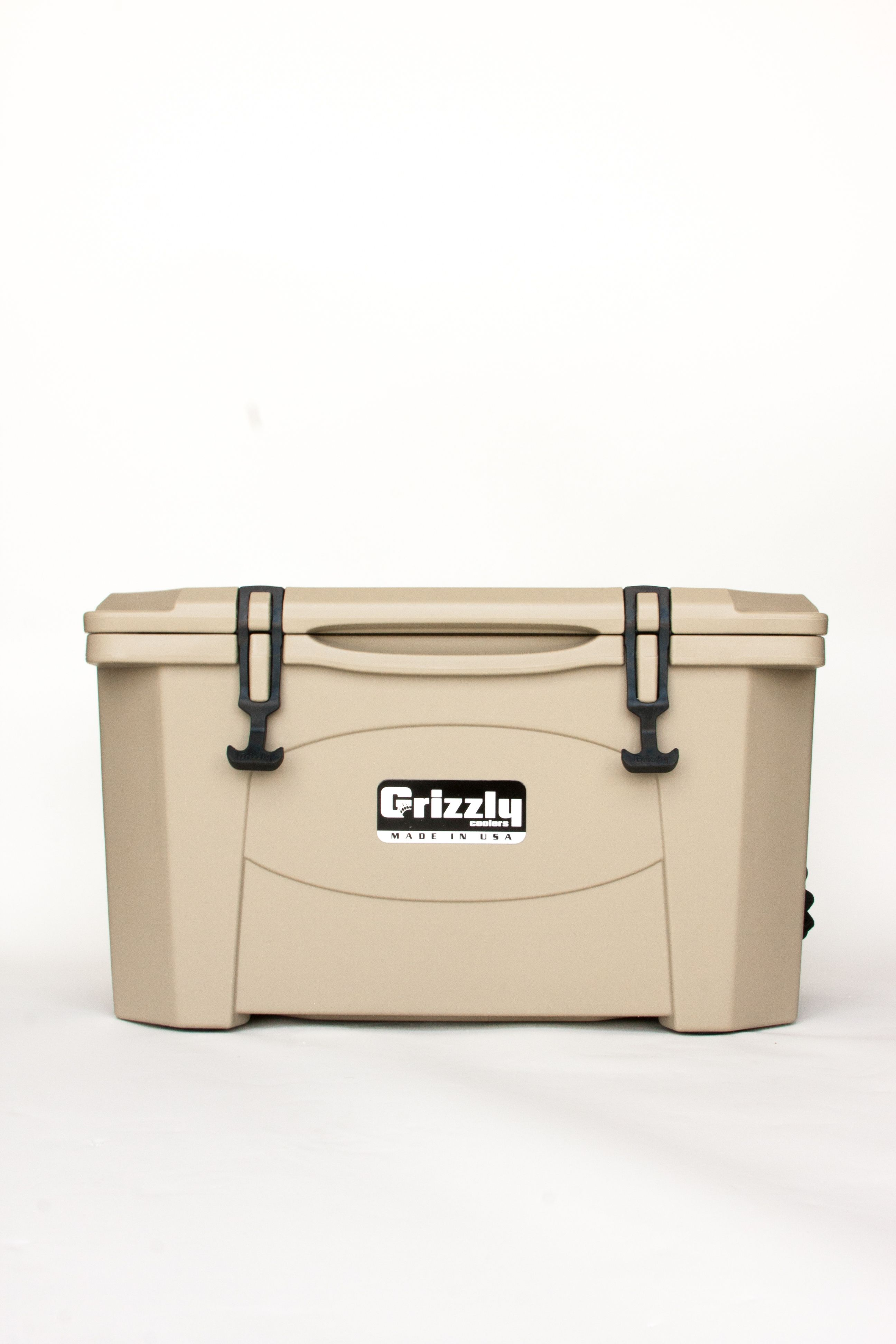 Grizzly 40 Quart Cooler – Tan/Tan