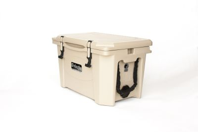 Grizzly 40 Quart Cooler – Tan/Tan - Image 2: image 2
